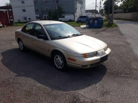 2002 Saturn S-Series for sale at Flag Motors in Columbus OH