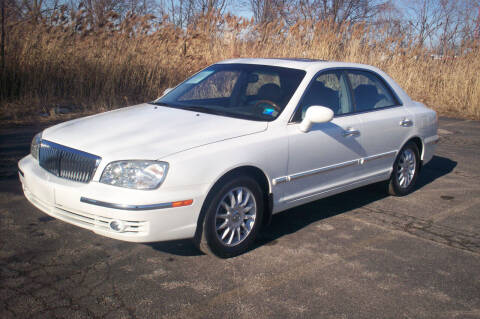 2005 Hyundai XG350 for sale at Action Auto Wholesale - 30521 Euclid Ave. in Willowick OH