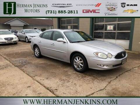 2005 Buick LaCrosse for sale at Herman Jenkins Used Cars in Union City TN
