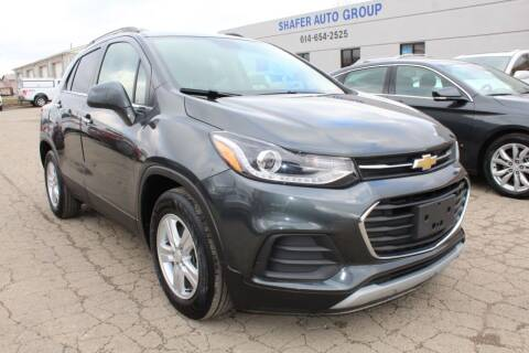 2018 Chevrolet Trax for sale at SHAFER AUTO GROUP in Columbus OH