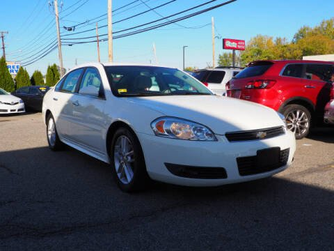 2009 Chevrolet Impala for sale at East Providence Auto Sales in East Providence RI