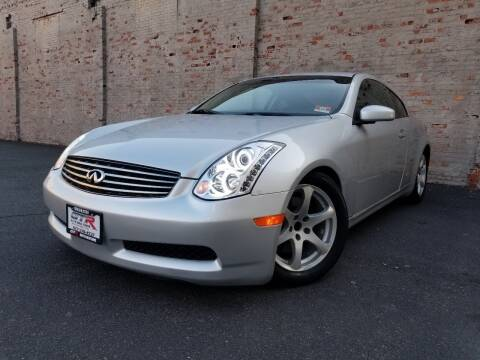 2006 Infiniti G35 for sale at GTR Auto Solutions in Newark NJ
