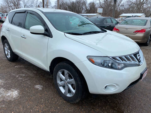 2010 Nissan Murano for sale at Truck City Inc in Des Moines IA