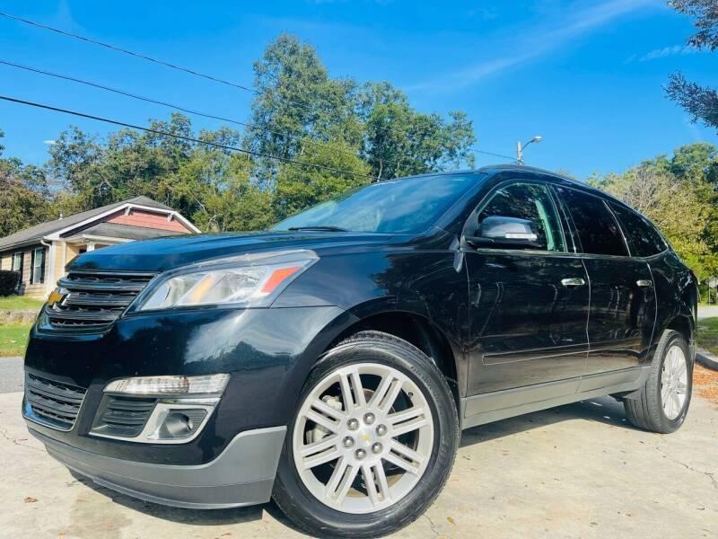 2014 Chevrolet Traverse for sale at E-Z Auto Finance in Marietta GA