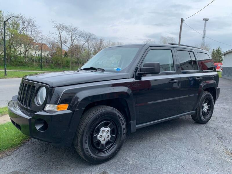 2008 Jeep Patriot for sale at Tomasello Truck & Auto Sales, Service in Buffalo NY