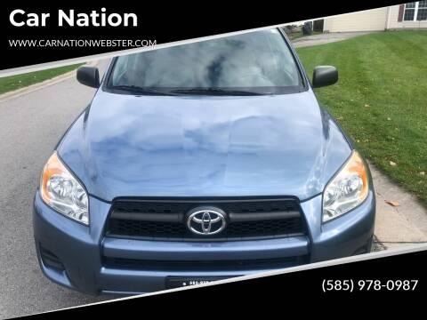 2010 Toyota RAV4 for sale at Car Nation in Webster NY