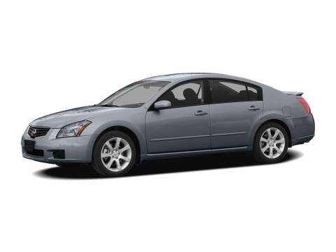 2006 Nissan Maxima for sale at Tom Peacock Nissan (i45used.com) in Houston TX