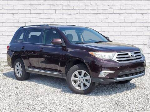 2012 Toyota Highlander for sale at Contemporary Auto in Tuscaloosa AL