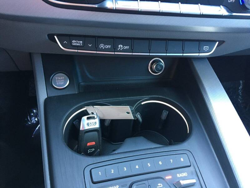 2017 Audi A4 2.0T Premium 4dr Sedan - Wisconsin Rapids WI