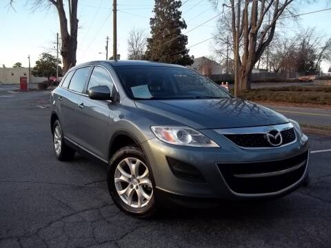 2011 Mazda CX-9 for sale at CORTEZ AUTO SALES INC in Marietta GA