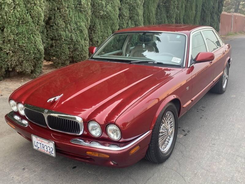 1998 Jaguar XJ-Series for sale at River City Auto Sales Inc in West Sacramento CA
