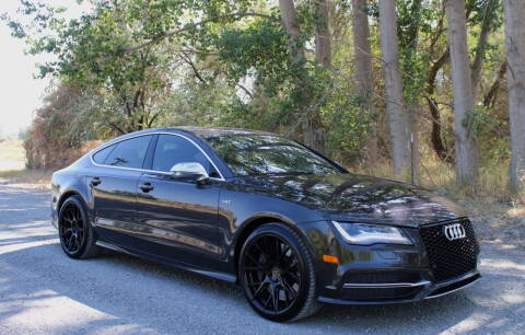 2013 Audi S7 for sale at Northwest Premier Auto Sales in West Richland WA