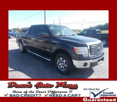 2012 Ford F-150 for sale at Dean's Auto Plaza in Hanover PA