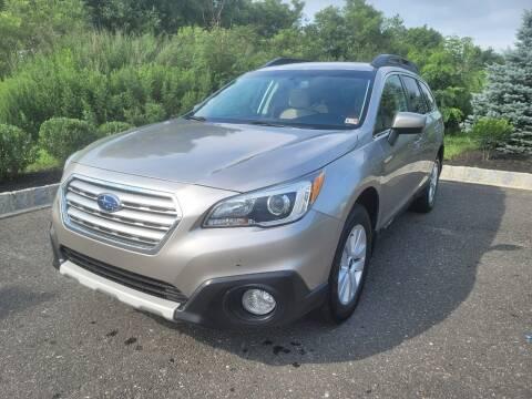2015 Subaru Outback for sale at DISTINCT IMPORTS in Cinnaminson NJ