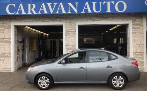 2010 Hyundai Elantra for sale at Caravan Auto in Cranston RI