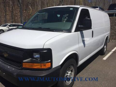 2017 Chevrolet Express Cargo for sale at J & M Automotive in Naugatuck CT