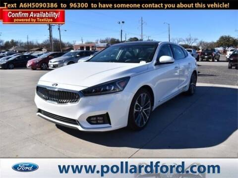 2017 Kia Cadenza for sale at South Plains Autoplex by RANDY BUCHANAN in Lubbock TX