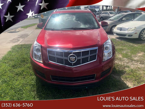 2011 Cadillac SRX for sale at Louie's Auto Sales in Leesburg FL