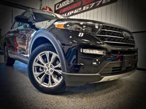 2020 Ford Explorer for sale at Carder Motors Inc in Bridgeport WV