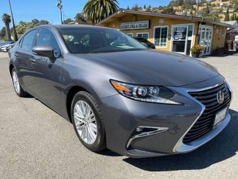 2018 Lexus ES 350 for sale at MISSION AUTOS in Hayward CA