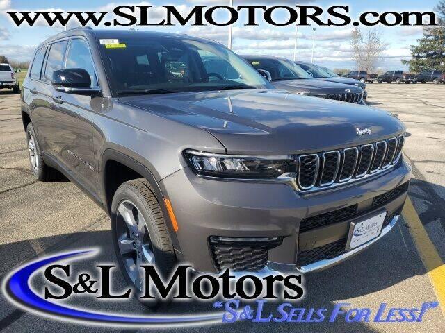 2021 Jeep Grand Cherokee L for sale in Pulaski, WI