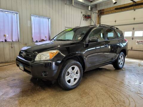 2008 Toyota RAV4 for sale at Sand's Auto Sales in Cambridge MN