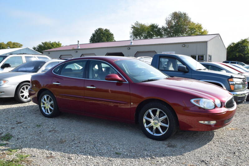 2007 Buick LaCrosse for sale at PINNACLE ROAD AUTOMOTIVE LLC in Moraine OH