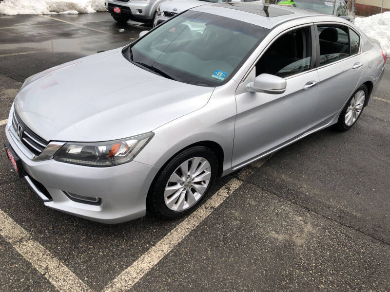 2013 Honda Accord for sale at STATE AUTO SALES in Lodi NJ