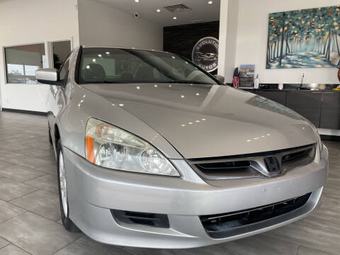 2007 Honda Accord for sale at Evolution Autos in Whiteland IN