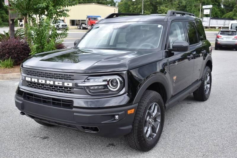 2021 Ford Bronco Sport for sale in Folkston, GA