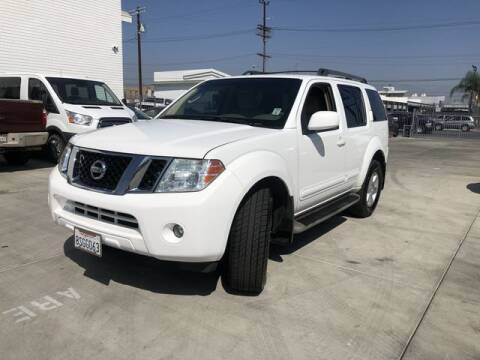 2010 Nissan Pathfinder for sale at Hunter's Auto Inc in North Hollywood CA