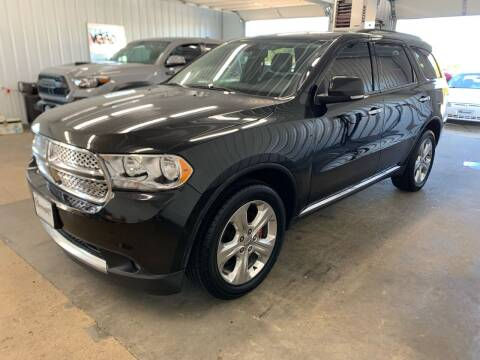 2012 Dodge Durango for sale at Bennett Motors, Inc. in Mayfield KY