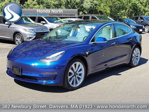 2019 Tesla Model 3 for sale at 1 North Preowned in Danvers MA