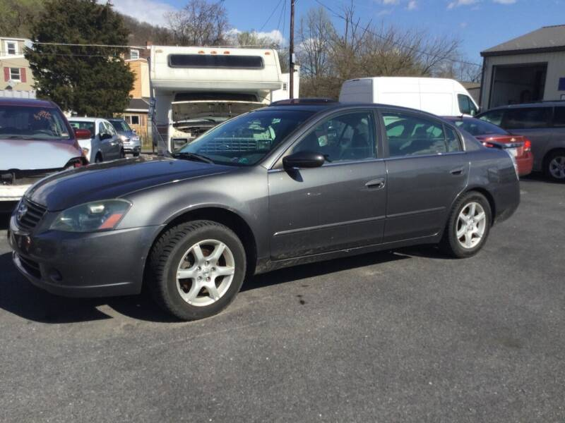 2006 Nissan Altima for sale at Heritage Auto Sales in Reading PA