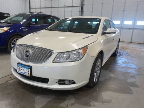 2013 Buick LaCrosse for sale at RDJ Auto Sales in Kerkhoven MN