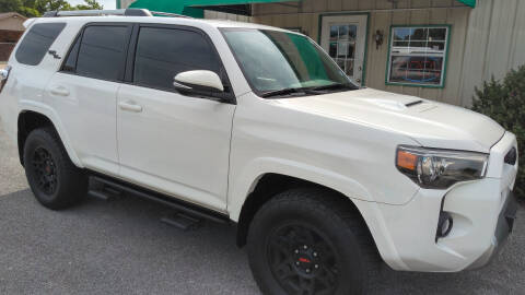 2018 Toyota 4Runner for sale at Haigler Motors Inc in Tyler TX