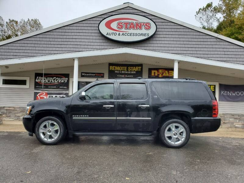 2010 Chevrolet Suburban for sale at Stans Auto Sales in Wayland MI