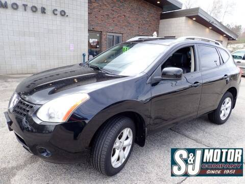2009 Nissan Rogue for sale at S & J Motor Co Inc. in Merrimack NH