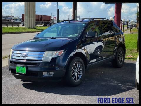 2008 Ford Edge for sale at ASTRO MOTORS in Houston TX