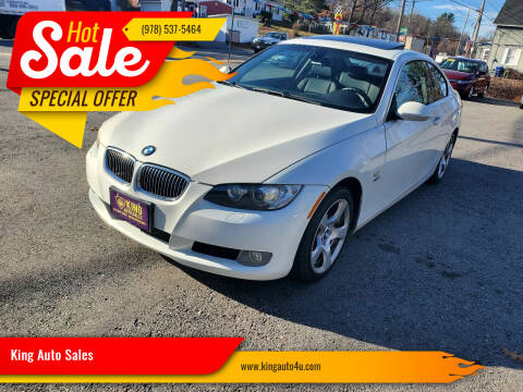 2009 BMW 3 Series for sale at King Auto Sales in Leominster MA