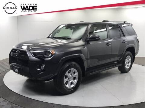 2020 Toyota 4Runner for sale at Stephen Wade Pre-Owned Supercenter in Saint George UT