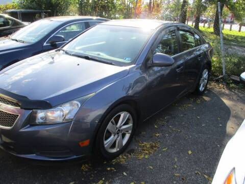 2014 Chevrolet Cruze for sale at City Wide Auto Mart in Cleveland OH
