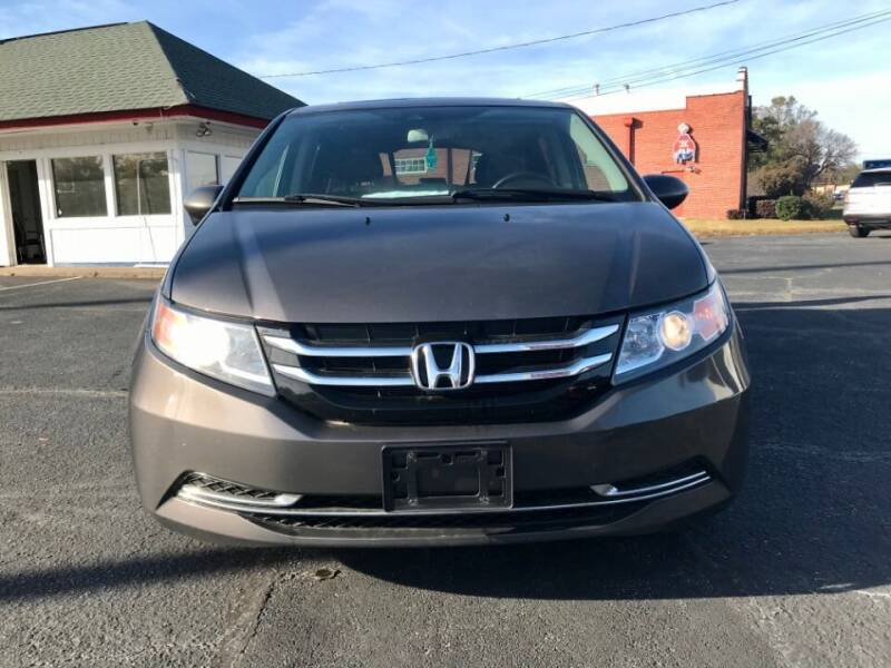 2014 Honda Odyssey for sale at R3A USA Motors in Lawrenceville GA