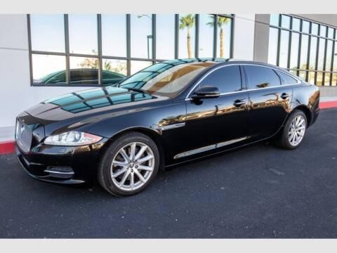 2011 Jaguar XJL for sale at REVEURO in Las Vegas NV