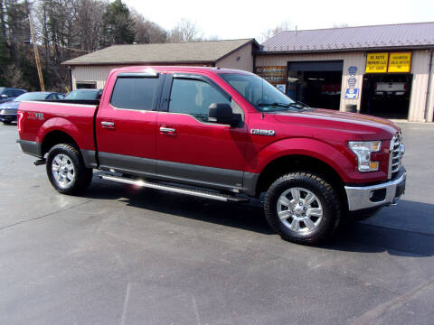 2015 Ford F-150 for sale at Dave Thornton North East Motors in North East PA