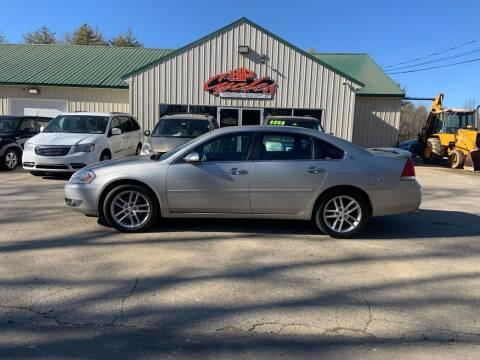 2008 Chevrolet Impala for sale at HP AUTO SALES in Berwick ME