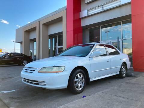2002 Honda Accord for sale at Thumbs Up Motors in Warner Robins GA