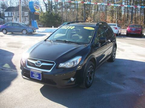 2013 Subaru XV Crosstrek for sale at Auto Images Auto Sales LLC in Rochester NH