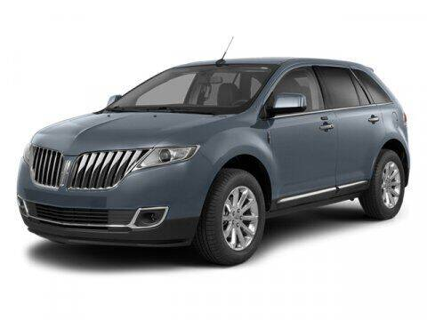 2014 Lincoln MKX for sale at TRAVERS GMT AUTO SALES - Traver GMT Auto Sales West in O Fallon MO