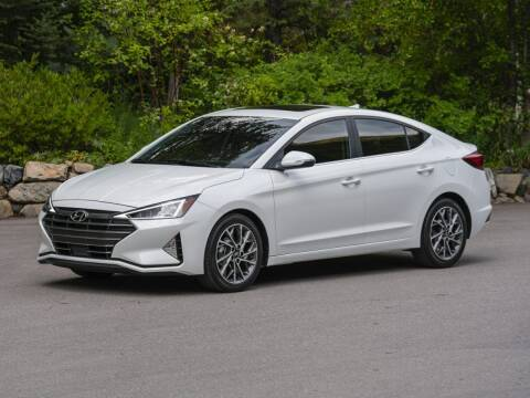 2019 Hyundai Elantra for sale at Metairie Preowned Superstore in Metairie LA